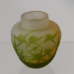 SMALL GALLE VASE